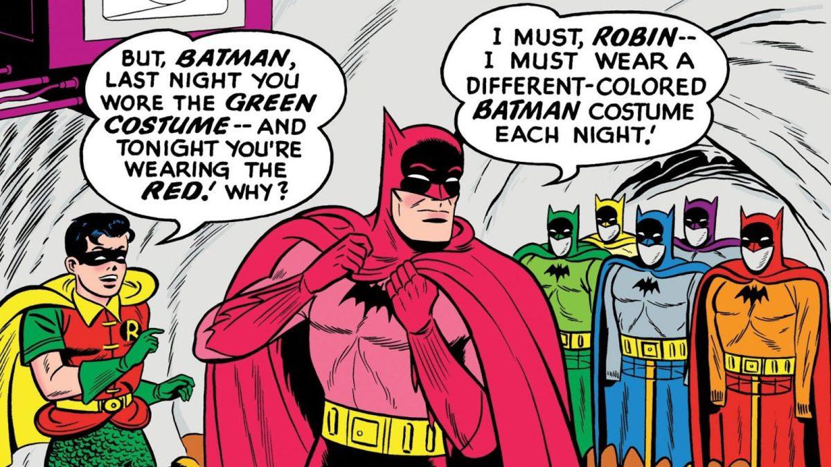 Classic Comics: DETECTIVE COMICS #241 (March 1957)