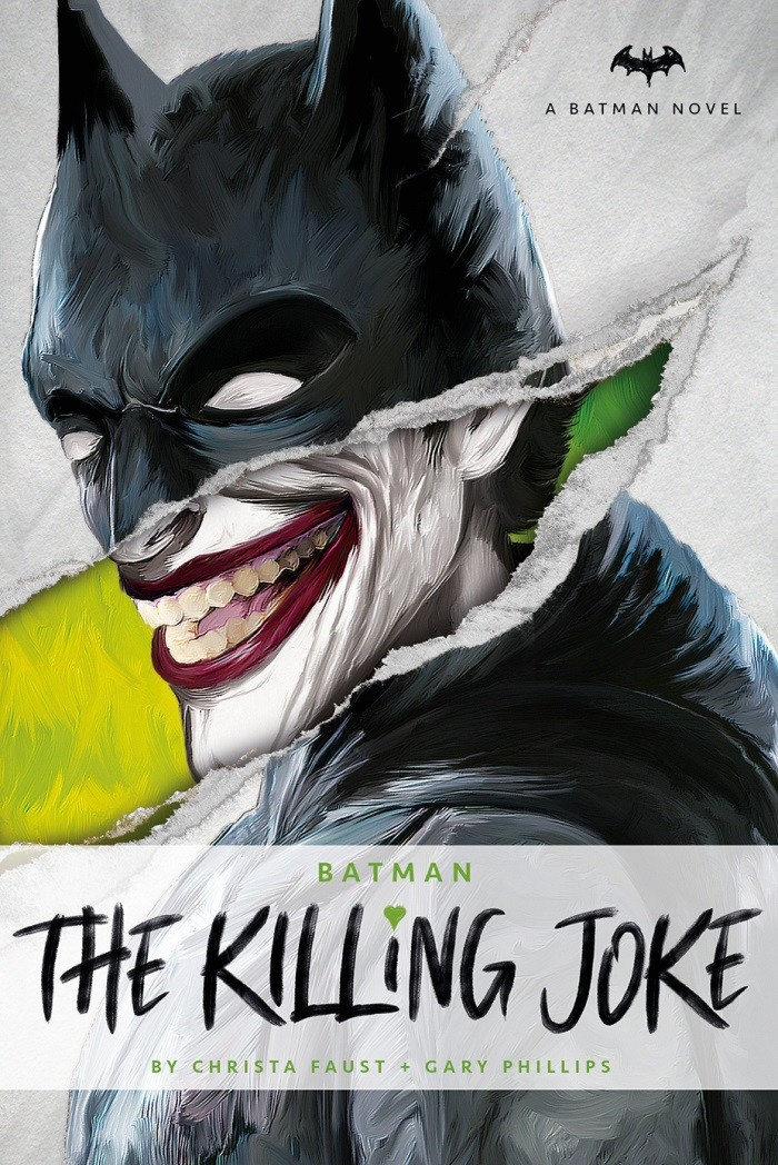 THE KILLING JOKE Novel Review