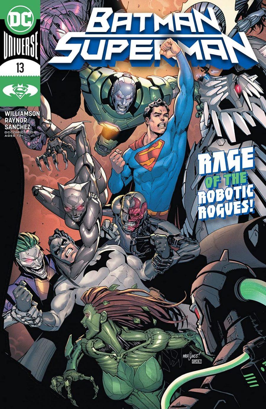 BATMAN/SUPERMAN #13 – The Aspiring Kryptonian