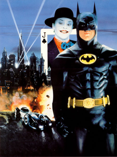 BATMAN ONLINE  Gallery  Poster from Batman 1989