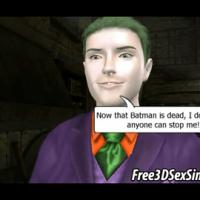 Fuck-a-thon-positive Batgirl will sense Joker's revenge!