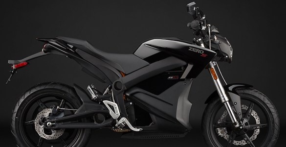 Electric Zero Motorcycle