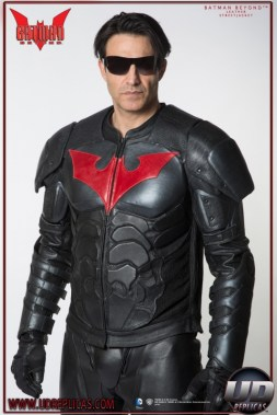 Batman Beyond Replica Jacket