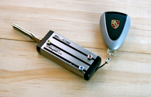 Keyport with Car Keys
