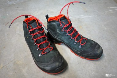 Rhino Laces Red