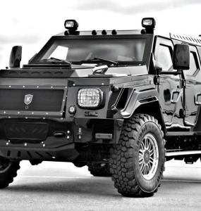 Knight XV Batman SUV