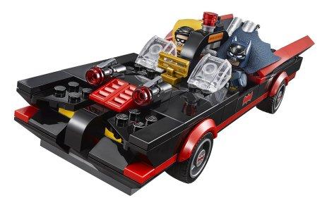 Classic Lego Batmobile