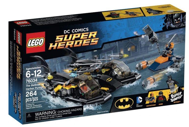 Lego Batman 76034