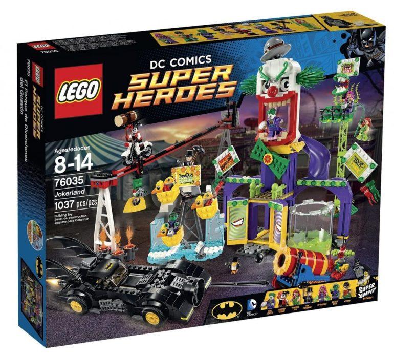 Lego batman 76035