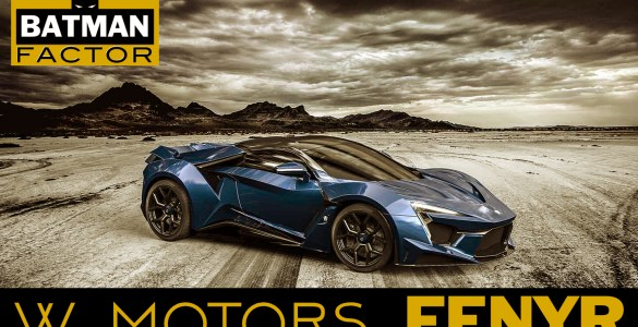 fenyr supersport batmobile