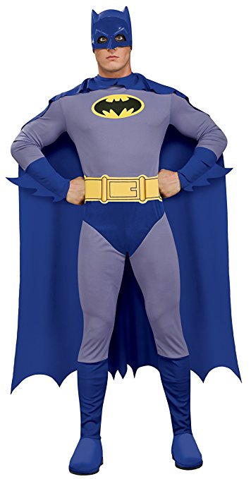 batman brave and bold adult costume