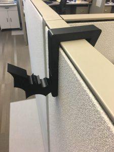 batarang coat hanger