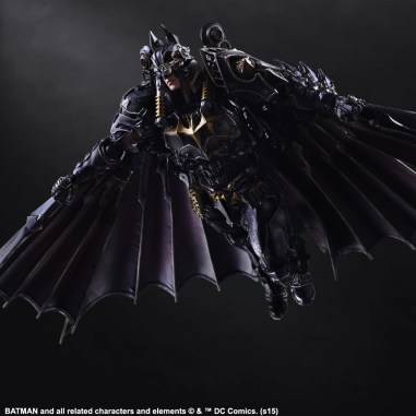 play arts kai steampunk batman