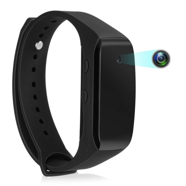 hidden camera in fitbit