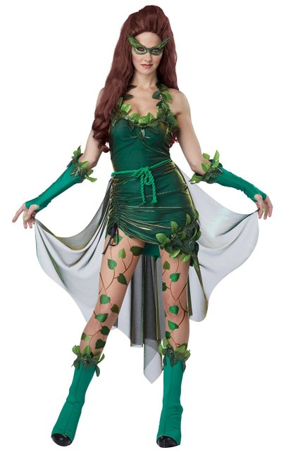 poison ivy costume for sale