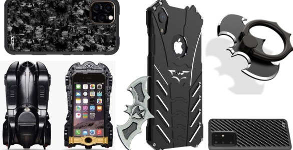 best batman phone cases