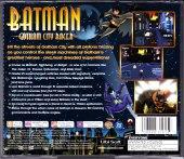 Sony PlayStation Batman Gotham City Racer Back Cover