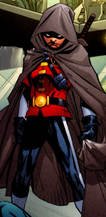 Falling Money Wallpaper Hd Batmanytb Character Profiles Robin V Damian Wayne
