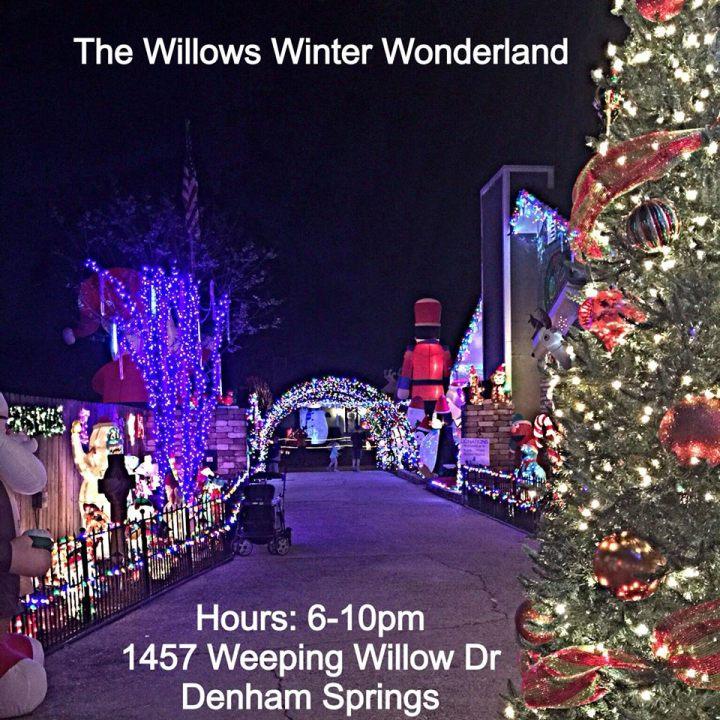 Best Neighborhoods In Baton Rouge For Christmas Lights