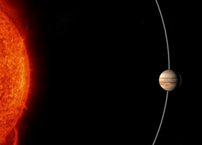 Sun-Jupiter