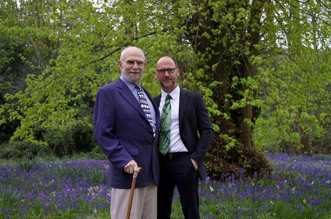Oliver Sacks Bill Hayes