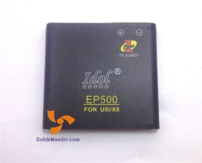 Baterai double power EP500