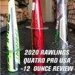 2020 Rawlings Quatro Pro Minus 12 Ounce Featured