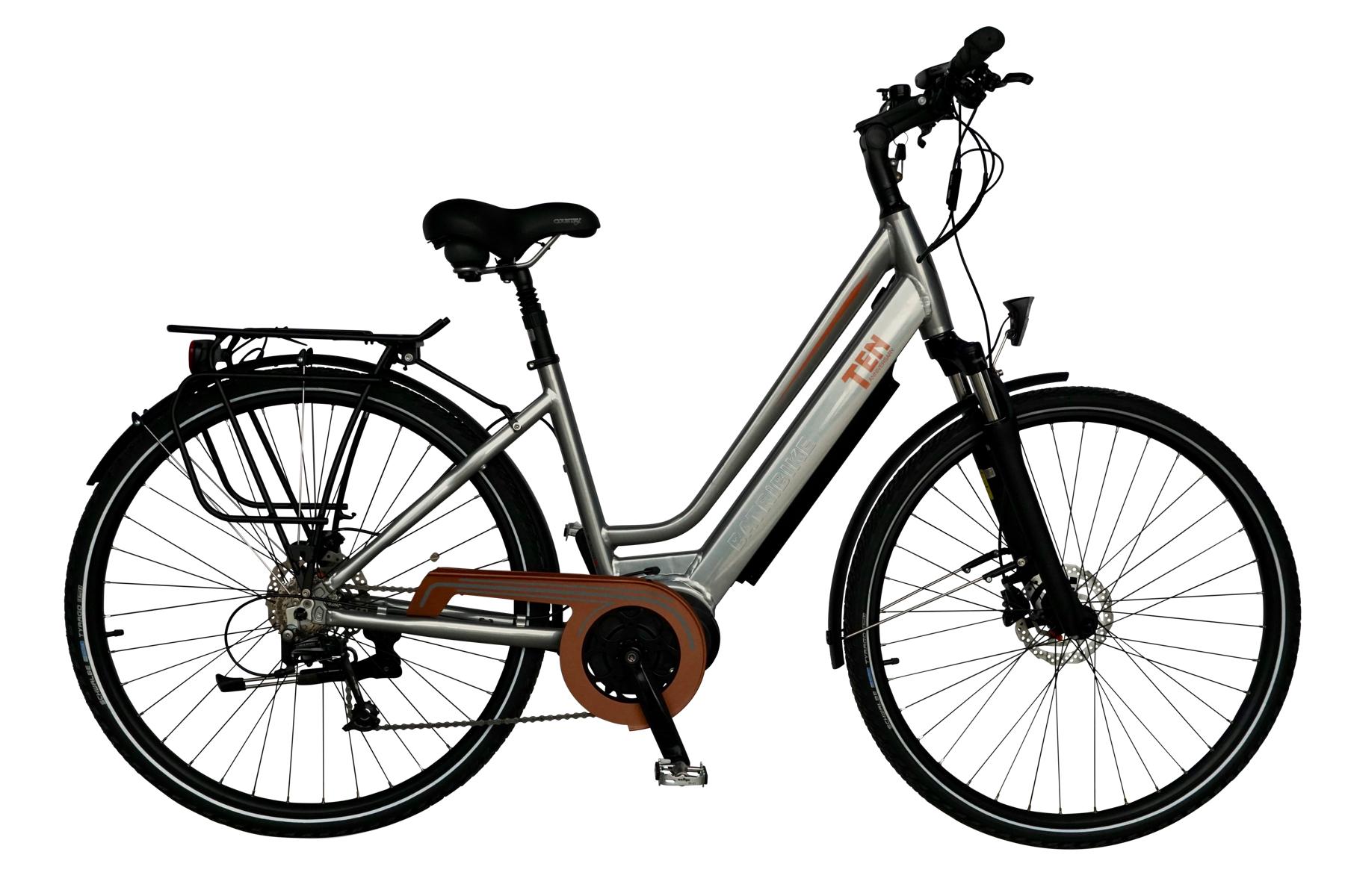 Ten S Crank Motor E Bike