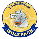 Oberammergau Wolfpack Logo