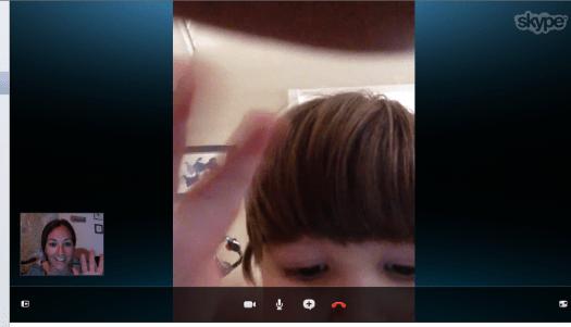 ryan waving goodbye.