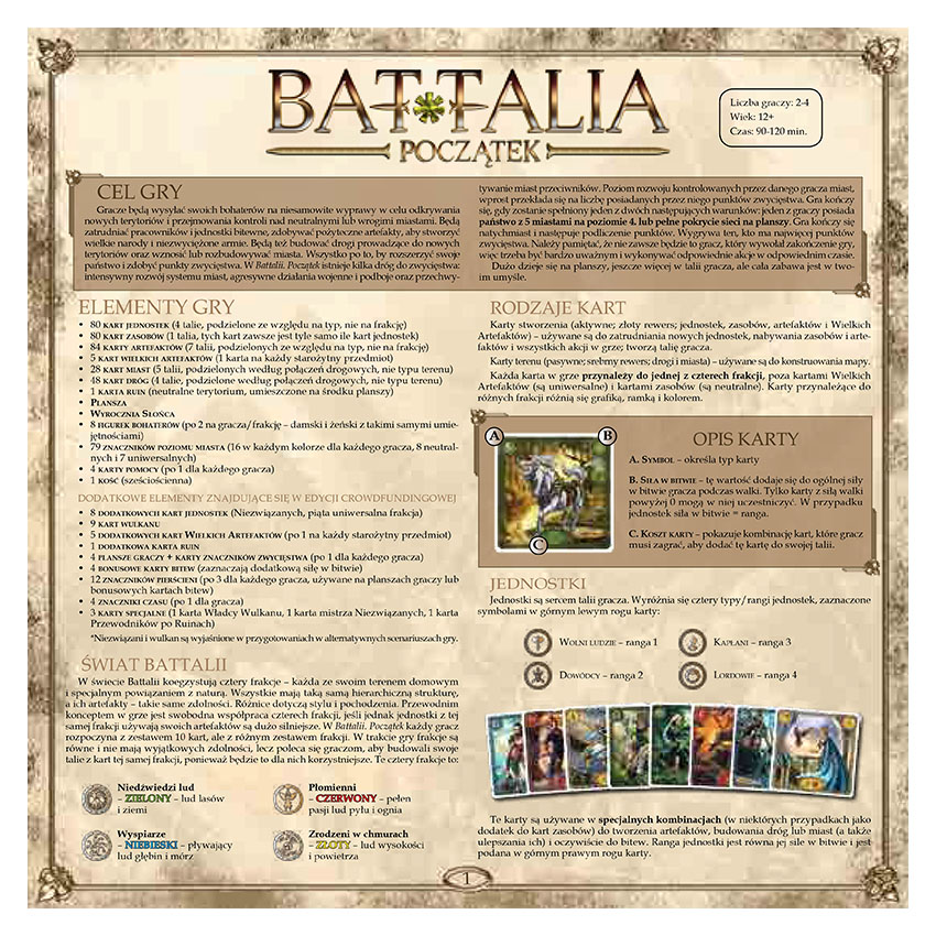 BATTALIA - RULEBOOK CEdition - PL - WEB v1.0
