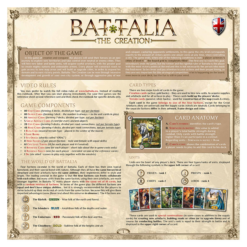 BATTALIA - RULEBOOK OLD - ENGLISH - WEB v1.1