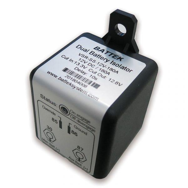 Voltage Sensitive Relay Wiring