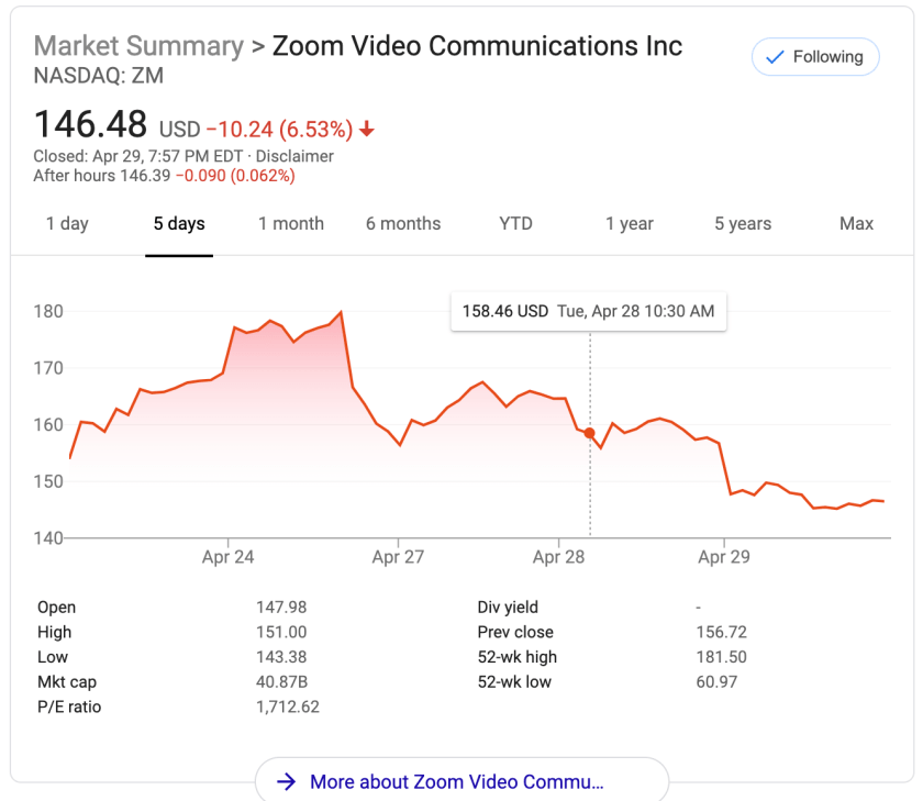 John Battelle's Search Blog Zoom Is YouTube, Instagram, and WhatsApp – All in Two Months. 1