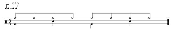 Notation shuffle