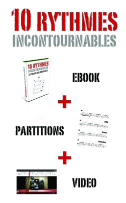 package 10 rythmes incontournables
