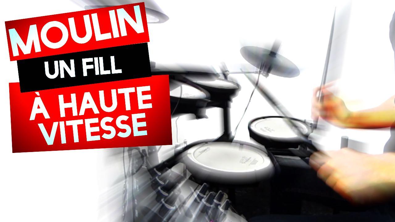 Moulin : Un Fill à Haute Vitesse