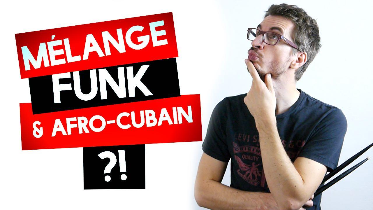 Mélange Funk & Afro-Cubain (?)