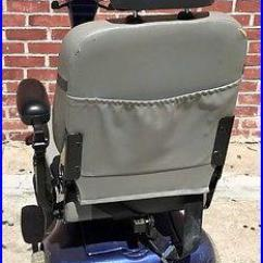 Golden Power Chair Folding Dwg Companion Ii 3 Wheel Mobility Scooter 350lb Needs Battery