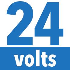 24 volts