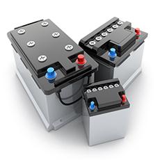 Batteries-auto moto decharge profonde solaire agm gel lithium