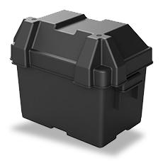 Boitiers pour batteries
