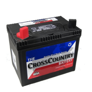 batterie auto tracteur cross country