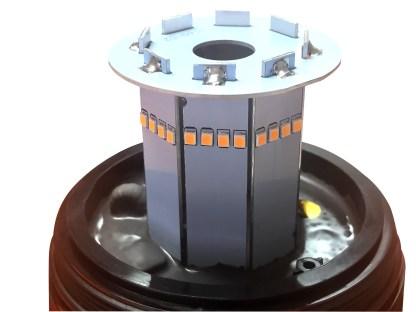 led-interieur beacon haxo gyrophare