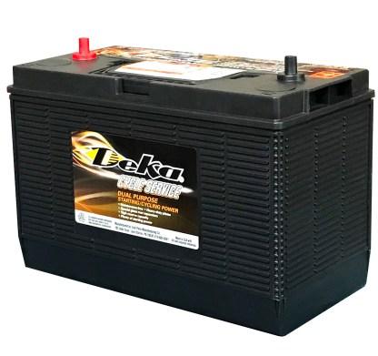 batterie 7t31dc3 decharge profonde