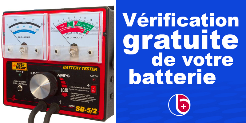 verification-gratuite-batterie automobile