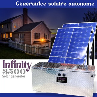 Généraatrice solaire Infinity 3500