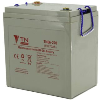 batterie TNE6-270 6 volts