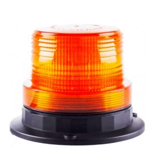 gyrophare led ambre magnetique ventouse