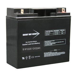 BW12220 batterie survolteur